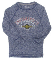 Youth Indianapolis Motor Speedway Electrify Long Sleeve Tee