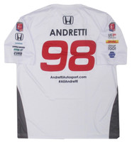 Marco Andretti US CONCRETE Jersey