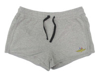 Ladies Wing Wheel and Flag Running Shorts