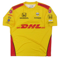 Ryan Hunter-Reay DHL Jersey