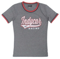 Ladies INDYCAR Jersey Scoop Neck Tee
