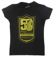 Ladies Mario Andretti 50th Logo Tee