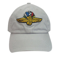 Wing Wheel and Flag Franchise Grey Cap