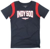 Ladies Indy 500 Rayon Scoop Tee
