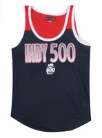 Ladies 2019 Indy 500 Rayon Tank Top