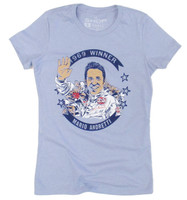 Ladies Mario Andretti 50th Illustration Tee