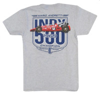 Mario Andretti 50th Evolution Tee