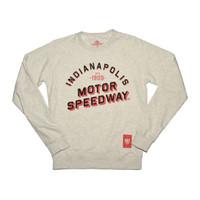 Indianapolis Motor Speedway Turbo Sweatshirt