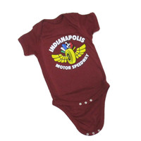 Infant Indianapolis Motor Speedway Turbo Onesie