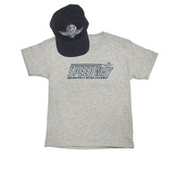 Youth Indianapolis Motor Speedway Hat/Tee Combo