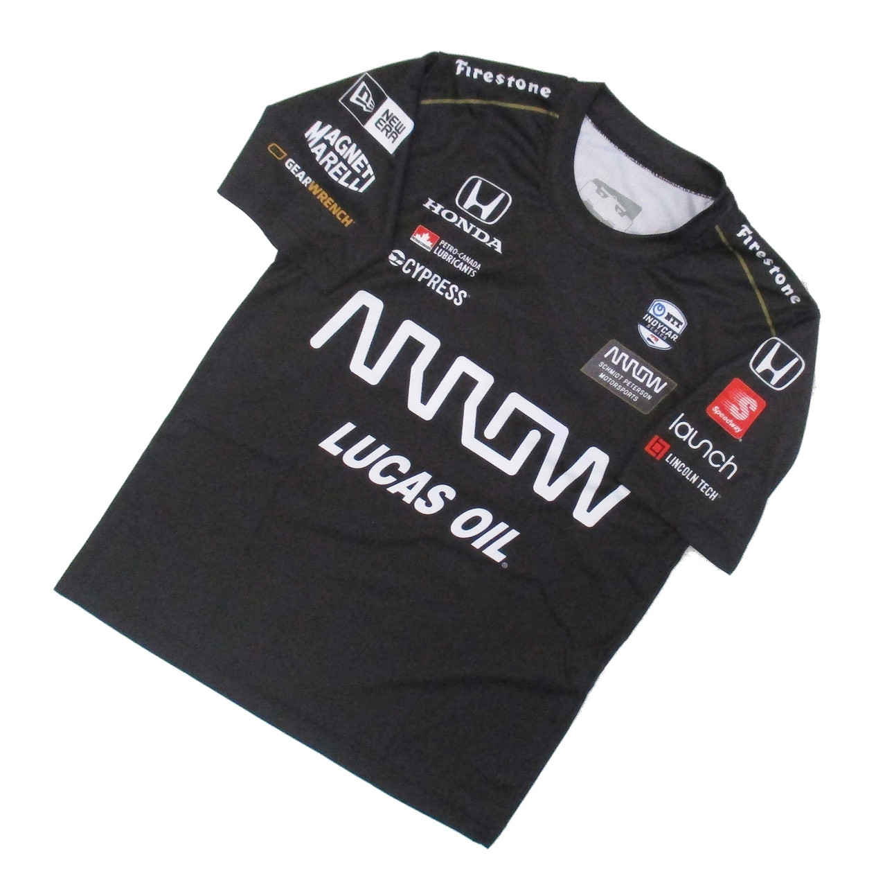 0f011fd0 Youth 2019 James Hinchcliffe Driver Jersey - Indianapolis Motor ...