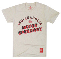 Indianapolis Motor Speedway Turbo Triblend Tee