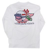 Mario Andretti 50th  Vineyard Vines Long Sleeve Tee