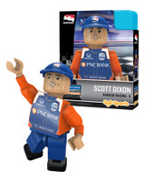 """Scott Dixon """"9"""" OYO Minifigure"""