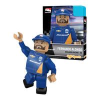"Fernando Alonso ""66"" OYO Minifigure"