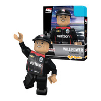 "Will Power ""12"" OYO Minifigure"