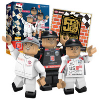 Andretti Family Boxed OYO Minifigure Set