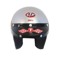 Mario Andretti 50th Anniversary 1969 Open Face 1:2 Scale Mini Helmet
