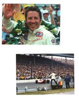 Mario Andretti 50th Anniversary Postcard Set