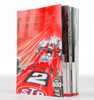 2019 Indy 500 Event Program