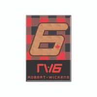 Robert Wickens Driver Magnet