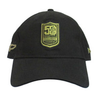 Mario Andretti 50th Anniversary Logo New Era 9TWENTY Cap