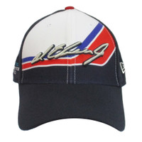 Al Unser Jr Signature New Era 39THIRTY Cap