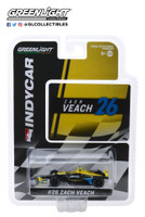 2019 Zach Veach GAINBRIDGE 1:64 Diecast