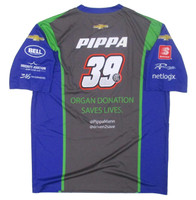 Pippa Mann DRIVEN 2 SAVE LIVES Jersey
