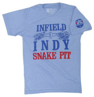 Snake Pit Infield Unisex Polyblend Tee
