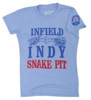 Ladies Snake Pit Infield Tee