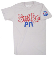 Snake Pit Silver Unisex Tee