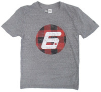 Robert Wickens Circle Plaid Triblend Tee
