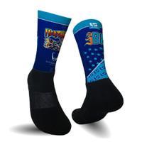 Colton Herta Sublimated USWAG Socks