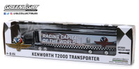 Wing Wheel and Flag 1:64 Transporter