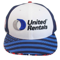 Graham Rahal United Rental New Era 9FIFTY Snapback Cap