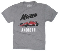 Marco Andretti Throwback Triblend Tee