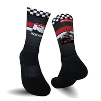 INDYCAR Series Car Uswag Socks