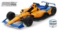 2019 Fernando Alonso McLaren 1:18 Diecast