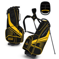"""DROPSHIP"" Indianapolis Motor Speedway Golf Bag w/Stand"