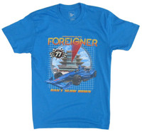 2019 Indy 500 Foreigner Carb Day Tee