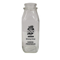 2019 Indy 500 Simon Pagenaud Winner Milk Bottle
