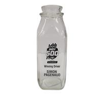 2019 Indy 500 Simon Pagenaud Winner Milk Bottle