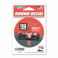 2019 Marco Andretti Throwback Decal