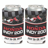 2019 Honda Indy 200 Mid-Ohio Can Cooler