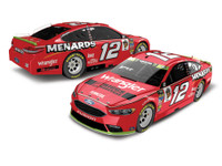 2019 Ryan Blaney #12 Menards 1:64 Diecast
