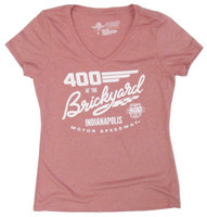 Ladies 2019 Brickyard 400 Checks Triblend