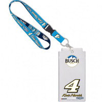 Kevin Harvick BUSCH Credential Lanyard Set