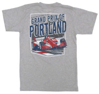 2019 Grand Prix of Portland Poster Tee