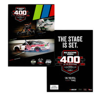 2019 Big Machine Vodka Brickyard 400 Event Program